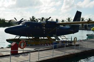 Conrad Seaplane.