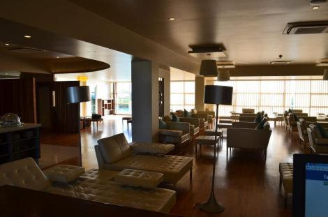 The Conrad Lounge.