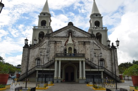 The Jaro Cathedral.