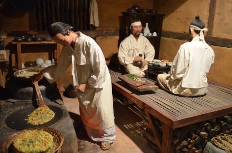 Ancient Korea.