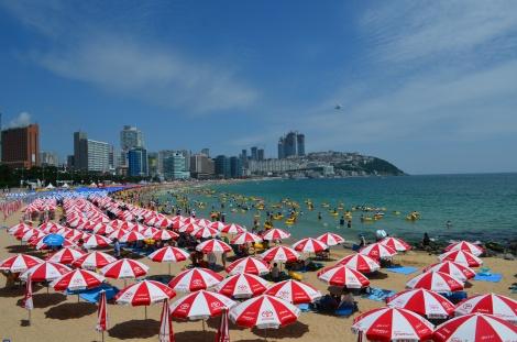 Hongdae Beach.