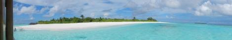 Beautiful, beautiful Maldives.
