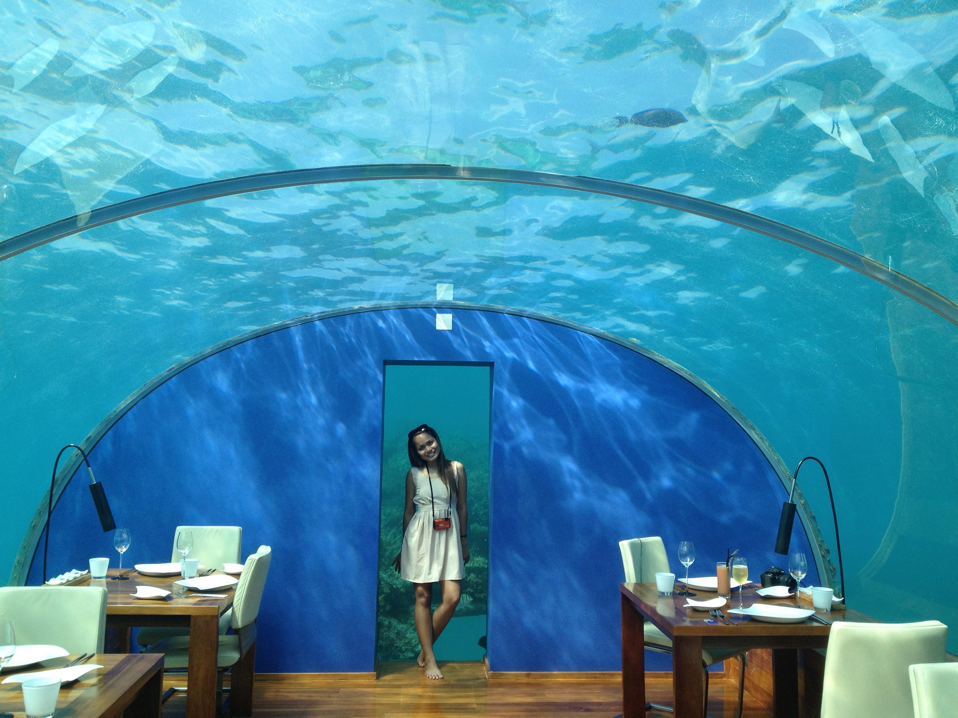 Conrad Rangali Island Maldives Male Got Love Will Travel