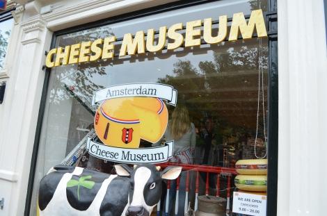 Cheese Museum!