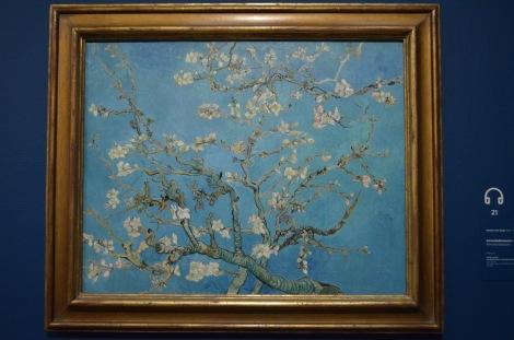 Van Gogh's tribute to his nephew.