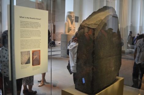 Rosetta Stone. :o