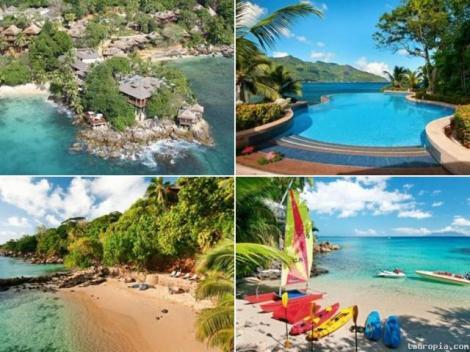 Hilton Northolme Resort & Spa, Seychelles.