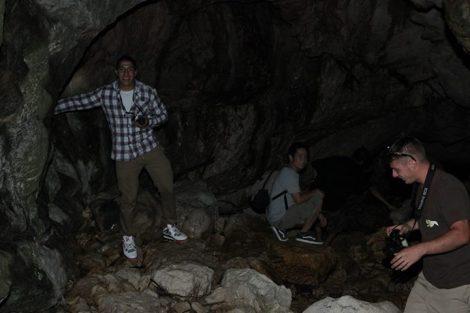 Random spelunking adventure.