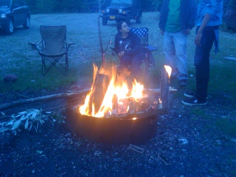 Miss the bonfires.