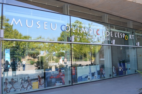 Olympic Museum.