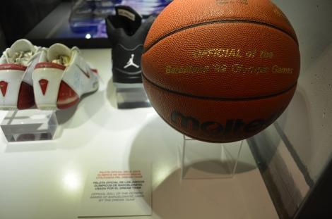 Dream Team 92' Game ball.