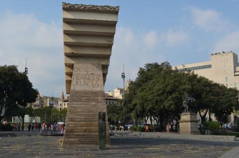 Las Ramblas Plaza.