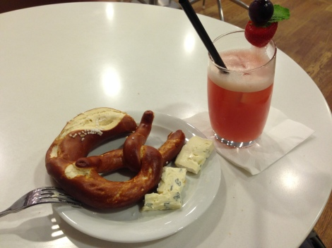 Gotta have Bagel in Germany!