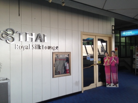 Thai MNL lounge.
