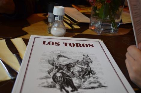 Los Toros!