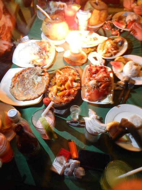 Sea Slugs Bar Resto. Yum.