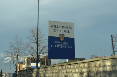 Bye Liechtenstein!