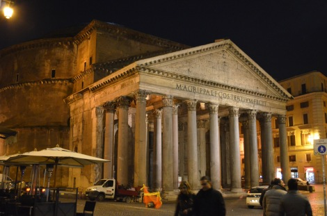 Stunning Pantheon.