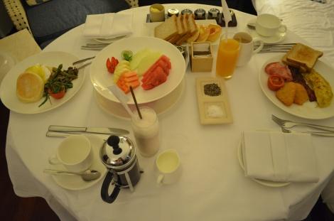 Last meal in Bali!