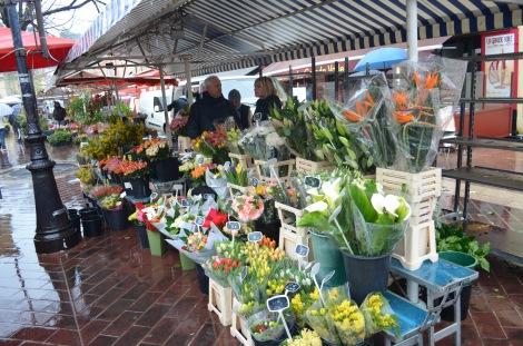 Famous morning market.