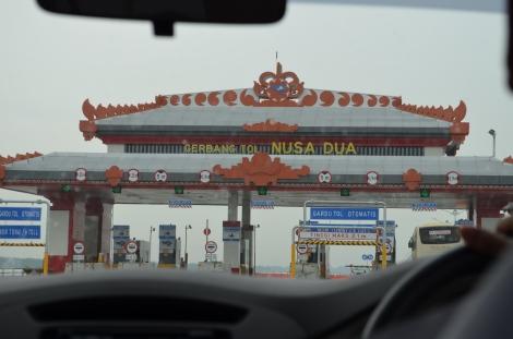 Goodbye Nusa Dua.