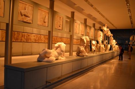 Original Pantheon sculptures!