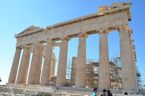 Finally, the Pantheon!