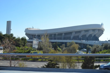 Peace and Friendship stadium.