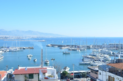 View of the Marina.