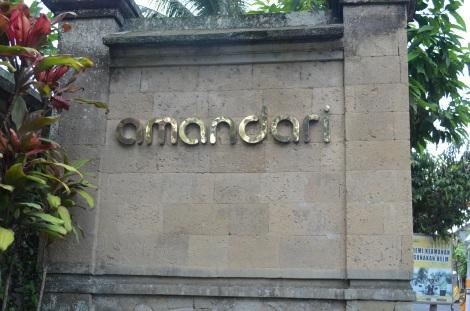 See you later Amandari!