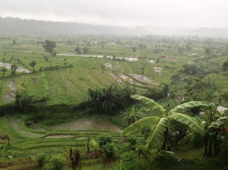 Amazing views in East Bali.
