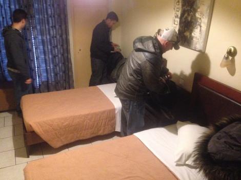 Hotel Pergamos.