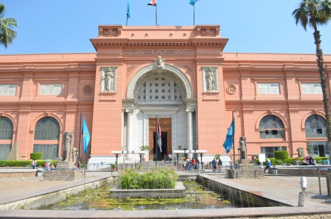 Egyptian Museum.