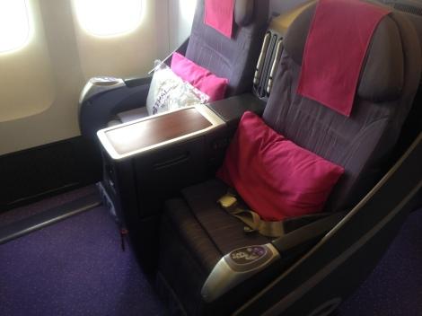 MNL-BKK seat.