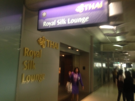 Too bad I wasn't able to visit the BKK lounge.