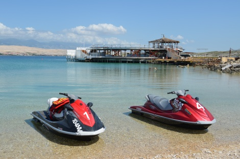 Time for some jet-skis!