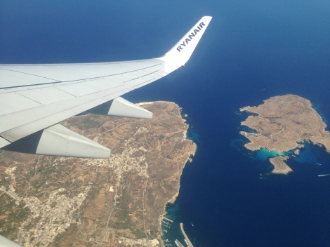 Bye Malta!