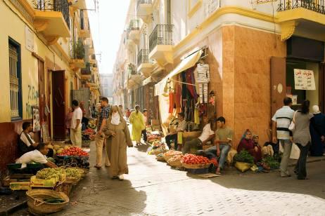 Tangier, Morocco photo courtesy of angelfire.com
