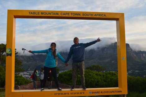 Cape Town, South Africa!