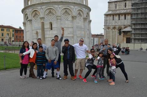 Pisa Round 2!