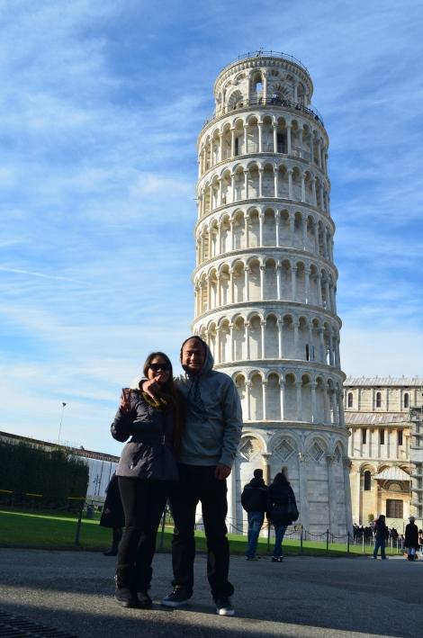 Pisa!